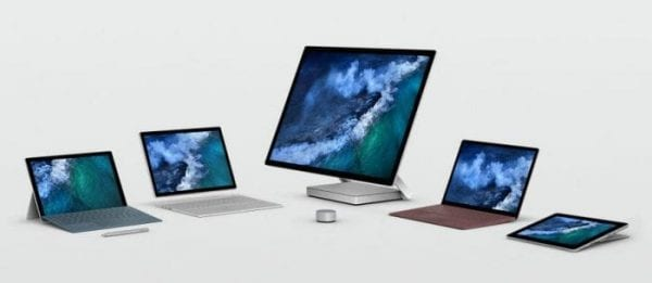 microsoft surface repairs