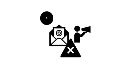 dont use email for marketing